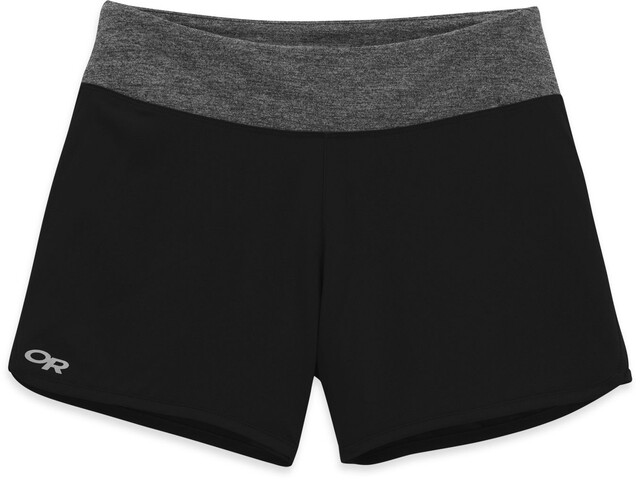 Outdoor Research W's Delirium Shorts black/pewter